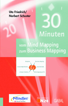 30 Minuten vom Mind Mapping zum Business Mapping (Buchcover)