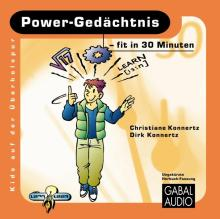 Power-Gedächtnis - fit in 30 Minuten (Buchcover)