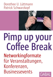 Pimp up your Coffee Break (Buchcover)