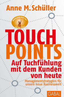 Touchpoints (Buchcover)