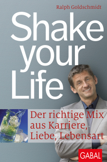Shake your Life (Buchcover)