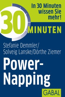 30 Minuten Power-Napping (Buchcover)