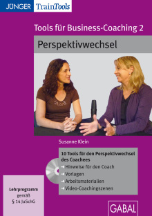 Tools für Business-Coaching 2 (Buchcover)