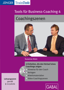 Tools für Business-Coaching 4 (Buchcover)