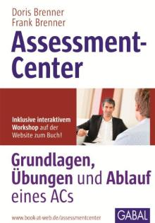 Assessment-Center (Buchcover)