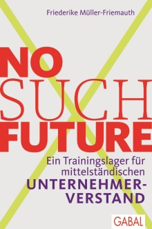 No such Future (Buchcover)