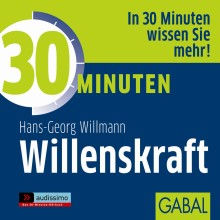 30 Minuten Willenskraft (Buchcover)