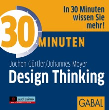 30 Minuten Design Thinking (Buchcover)