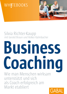 Business Coaching (Buchcover)