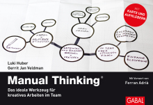 Manual Thinking (Buchcover)