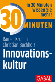 30 Minuten Innovationskultur (Buchcover)