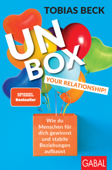 Unbox your Relationship! (Buchcover)