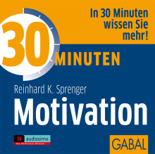 30 Minuten Motivation (Buchcover)