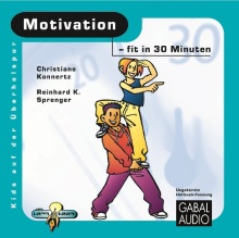 Motivation - fit in 30 Minuten (Buchcover)