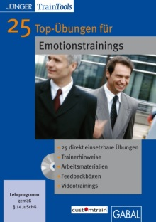 25 Top-Übungen für Emotionstrainings (Buchcover)