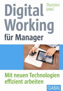 Digital Working für Manager (Buchcover)