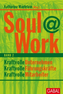 Soul@Work, Band 2 (Buchcover)