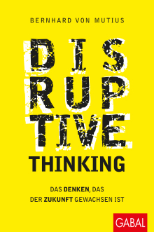 Disruptive Thinking (Buchcover)