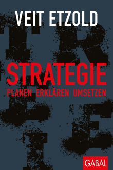 Strategie (Buchcover)