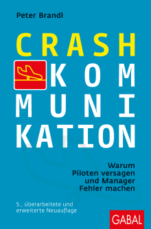 Crash-Kommunikation (Buchcover)