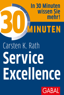 30 Minuten Service Excellence (Buchcover)