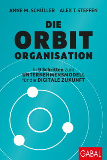 Die Orbit-Organisation (Buchcover)
