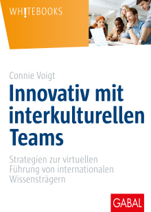 Innovativ mit interkulturellen Teams (Buchcover)