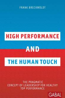High Performance and the Human Touch (Buchcover)